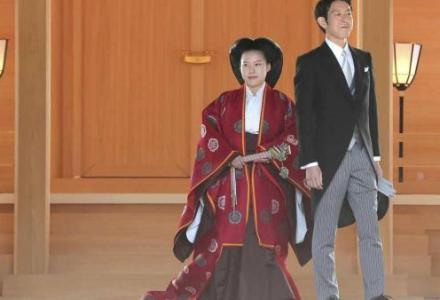 1_1195023_665998399 خبر من اليابان : أميرة يابانية تختار الزواج من عامة الناس و تخسر لقبها Actualités