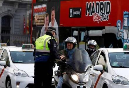 1_1204403_325539180 مدريد تحظر دخول السيارات للمدينة .. بشروط استثنائية Actualités