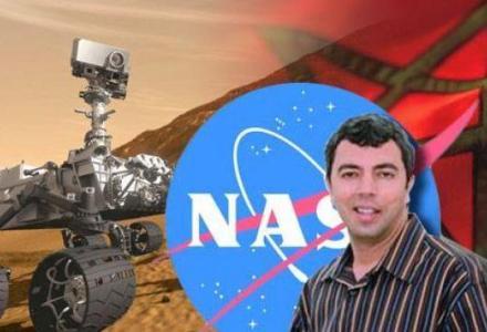 "NASA_498622769 كمال الودغيري يستعد لـ""مهمة تاريخية"" على سطح المريخ Actualités"