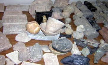 """Amrika_972007571 وزارة الثقافة تكشف جديد استعادة """"القطع الأثرية الثمينة"""" المهرّبة إلى الخارج أدب و فنون"""