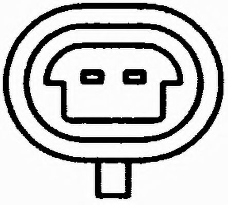 Senzor temperatura lichid racire OPEL Astra G (F35_) 1.7