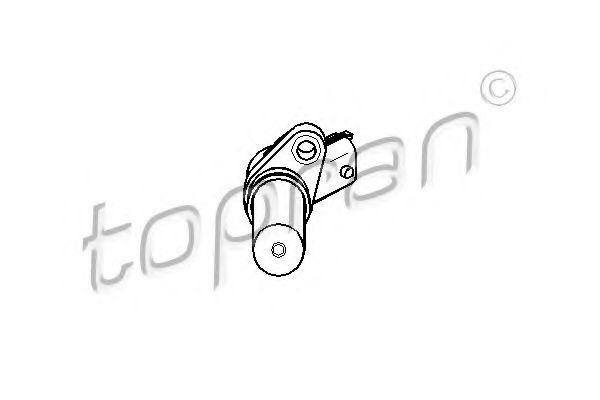 Senzor turatie, management motor OPEL Zafira A (F75_) 2.0