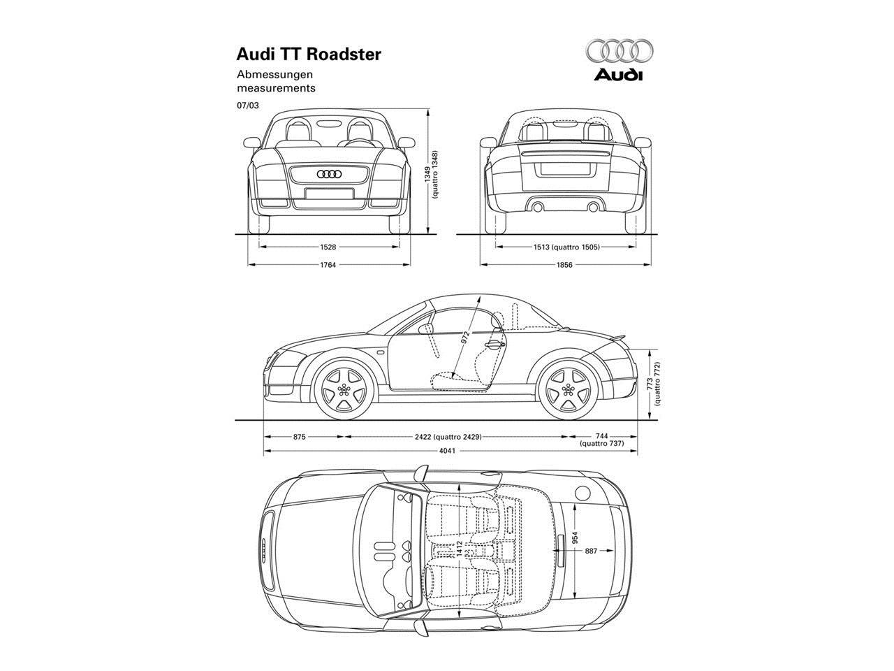 Audi Tt 8n Awarie I Problemy