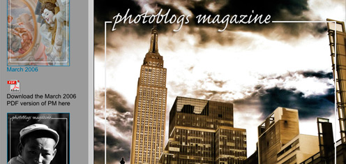 Photoblogs Magazine