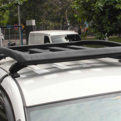 Roof Rail Grand New Avanza Veloz Panel Wood Jual Rack Great Xenia Plastic Di Lapak
