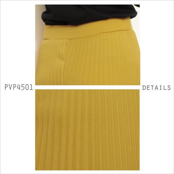 Order Celana . Bawahan Polos Big Size - Plisket Prisket Lipit Kulot Panjang