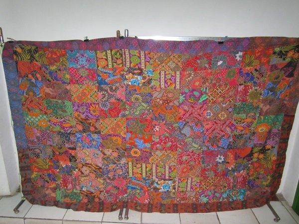 SELIMUT BATIK PERCA 120 x 200