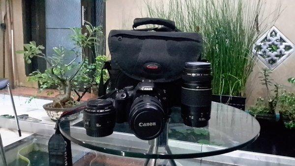 kamera canon kiss x4