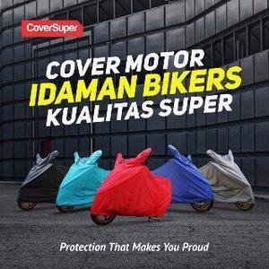 Exclusive cover / sarung motor Ducati StreetFighter 848