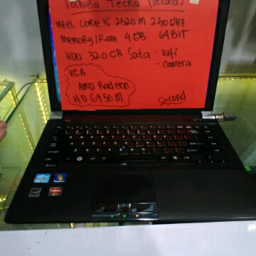 laptop murah Toshiba Tecra  R840-S8430 second