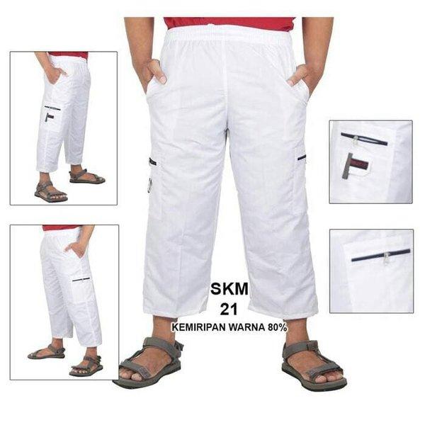 Order  Celana Panjang Cargo Katun Pangsi Sirwal
