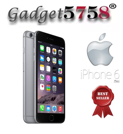 iphone 6 plus 128GB GREY