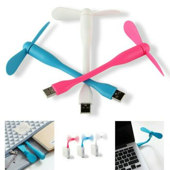 Kipas USB / Kipas Angin USB / Kipas Portable USB / Cooler