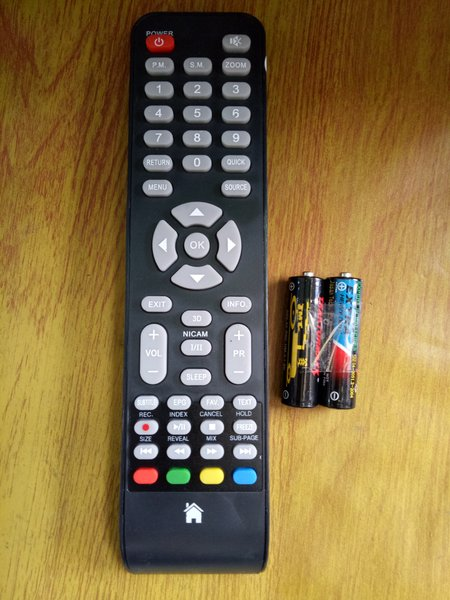 REMOTE TV COOCAA LCD LED