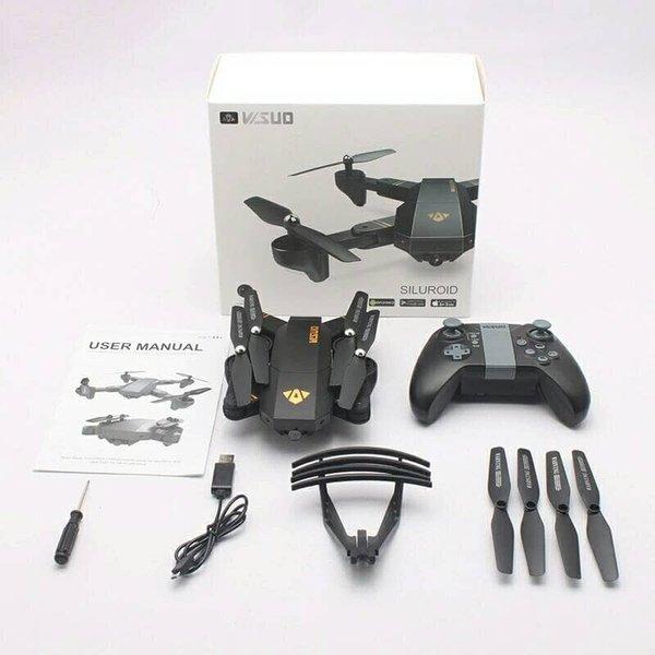 Spessial Drone VISUO 03 MP DJI MAVIC CLONE
