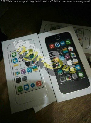Kardus Handphone Apple iPhone 5S all color & capacity