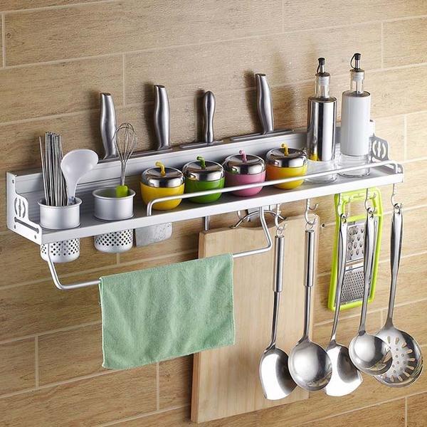 Jual Rak Piring Dinding Dapur Tempat Tiris Sendok Kitchen