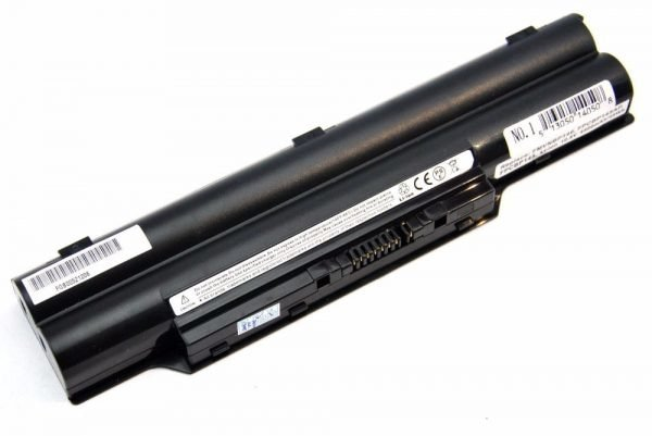 TERLARIS Original Baterai Laptop FUJITSU Lifebook SH760 SH761 SH762 SH77 SH782