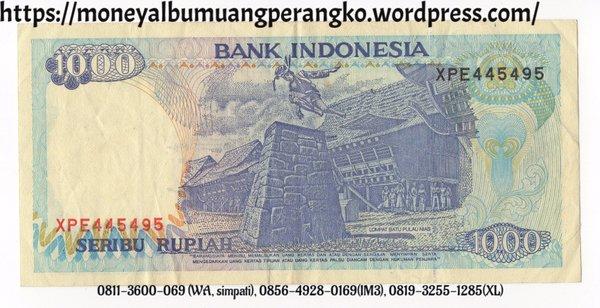 Uang 1000 Rupiah Uang Kertas 1000 Rupiah 1992 Uang Mahar 085649280169 Limited Di Lapak Pujito Bukalapak
