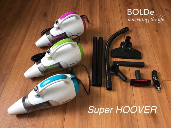 Vacuum Cleaners UC491 Super HOOVER BOLDe Original Green Technology Vacuum Cleaner Ter