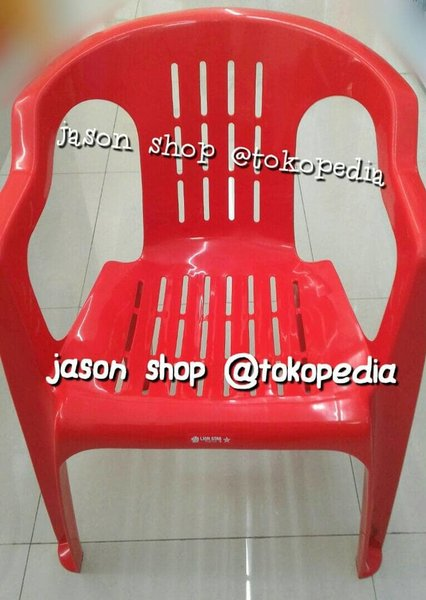 Diskon Impala Chair Lion star EC-6 Kursi plastik Lion star Impala