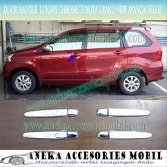 Berat Grand New Veloz Avanza 2018 Jual Door-cover-garnish Handle Luxury Toyota ...