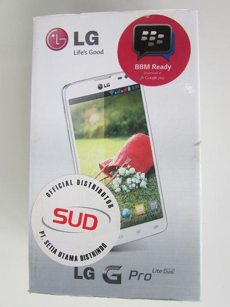 HP Smartphone Android LG G Pro Lite Dual D-686 5.5