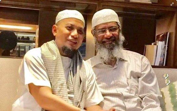 peci putih - busana muslim - peci ustadz - peci moslem