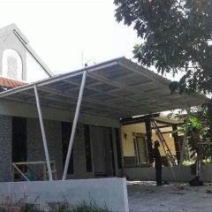 Contoh Kanopi Baja Ringan Atap Spandek Jual Promo Model Standar Di Lapak