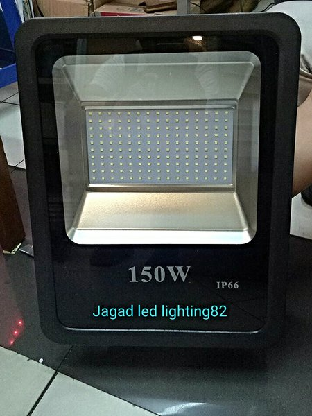 LAMPU LED SOROT 150 Watt I FLOOD LIGHT I LAMPU TEMBAK LED CHIP SMD HIGHT QUALITY - 150 WATT