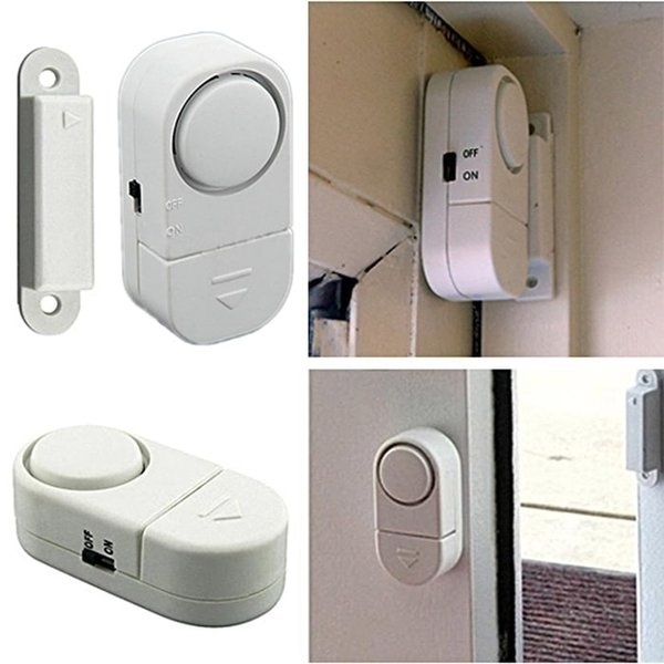 Alarm Pintu Jendela Rumah Anti Maling Door Window Entry Alarm