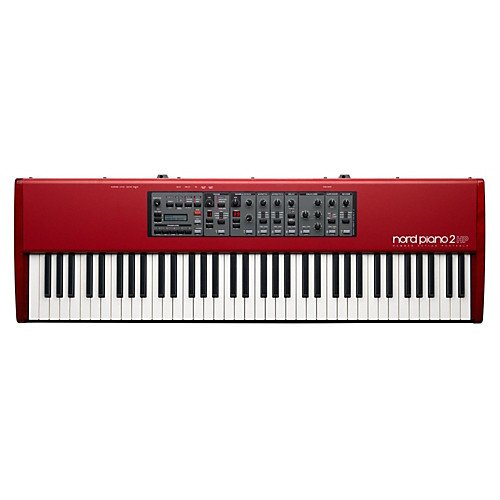 Nord Piano 2 HP 73-Key Keyboard Synthesizer