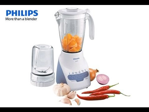 Blender Philips HR 2115 - Blender Plastic