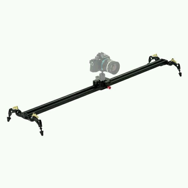 Video Slider SlideCam Life 1000 - Camera Slider 100cm for DSLR and Mirrorless Camera Canon Nikon Sony Panasonic Olympus Samsung Pentax Handycam Fujifilm - Kamera