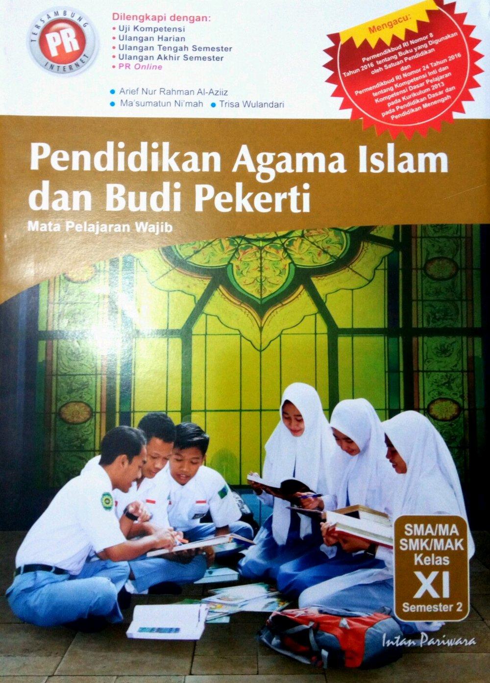 Materi Agama Kelas 11 Semester 2 : materi, agama, kelas, semester, Agama, Islam, Kelas, Semester