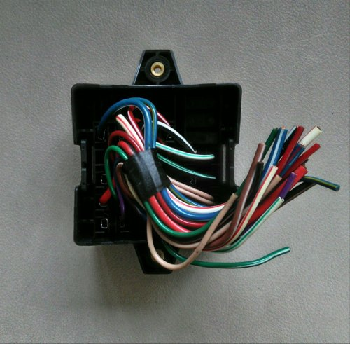 small resolution of  fuse sekring isuzu panther box