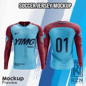 Download Mock Up Kaos Lengan Panjang Yellowimages