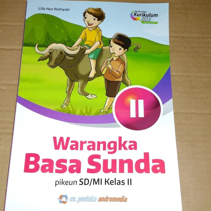 Buku tema 2 kelas 2 sd&mi semester 1 kurikulum 2013 revisi thn 2017. Kunci Jawaban Warangka Basa Sunda Kelas 2 Cara Golden