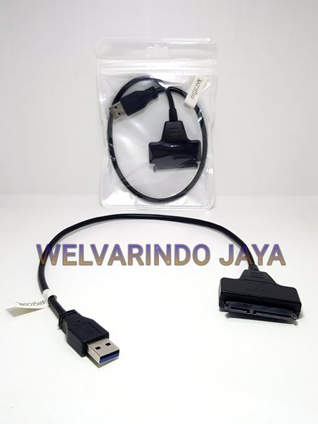 Converter Kabel Sata To Usb 3.0 34Cm For HDd 2.5Inc