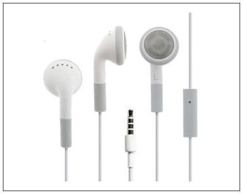 Jual Hf Earphone Headset Iphone 3 4 5 6 Original OEM Ready