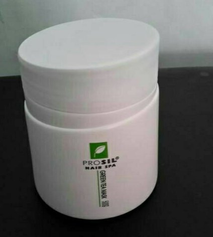 prosil green tea hair mask masker rambut kering