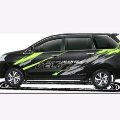 Cutting Sticker Grand New Avanza Modifikasi Velg Jual Striping Mobil Racing Xenia Mpv Suv