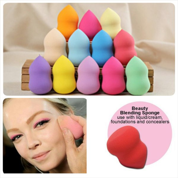ROUNDED Beauty Blender Sponge Spons