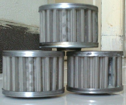 kelebihan filter oli stainless steel