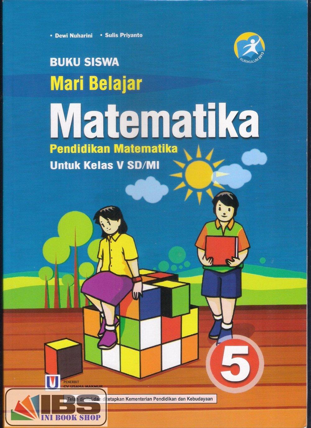 Kunci Jawaban Buku Matematika Kelas 5 Kurikulum 2013 Penerbit Mediatama Gratis