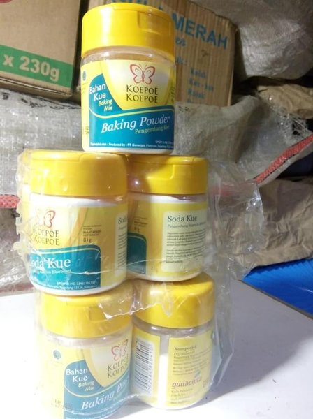 Soda Kue Baking Powder : baking, powder, SUPER, PROMO, BAKING, POWDER, Lapak, Falah3892, Bukalapak