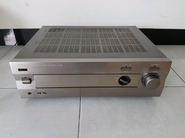 yamaha ax-592 integrated full amplifier natural sound stereo high end