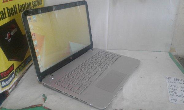 Laptop HP Envy M6 Touchscreen
