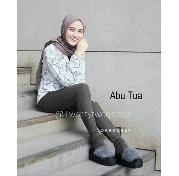 Legging Wudhu Abu Tua Fashion Muslim Kekinian