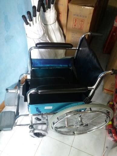 Ready Kursi Roda 2 In 1 Gea
